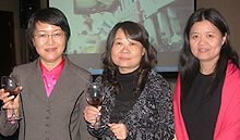 Sun Ying, Han Hing, and Consulate translator