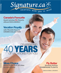 !!SIGNATURE VACATIONS LAUNCHES WINTER 2012/13 BROCHURES