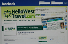 !!'LIKE' HELLOWESTTRAVEL.COM ON FACEBOOK!