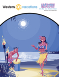 !!WESTERN VACATIONS RELEASES NEW HAWAII BROCHURE