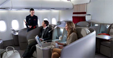 !!AIR FRANCE LAUNCHES NON STOP SERVICE FROM LOS ANGELES TO PARIS