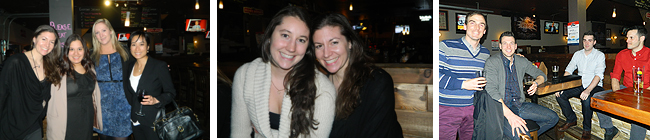 !!Young Travel Professionals Gather For Monthly Mixer In Vancouver
