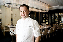 David Hawksworth, Photo credit: Hawksworth Restaurant
